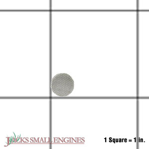 140698 Check Valve Screen