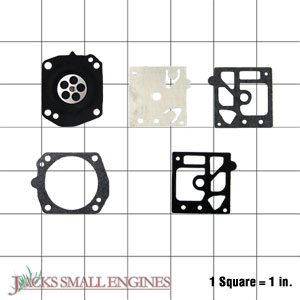 D10HD Gasket/Diaphragm Kit