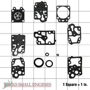 D10WY Gasket/Diaphragm Kit