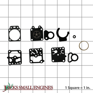 D10WZ Gasket/Diaphragm Kit