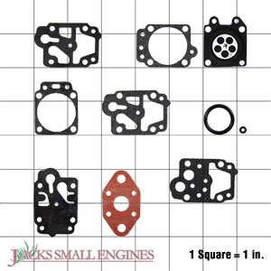D11WYL Gasket/Diaphragm Kit