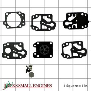 K10WYB Carburetor Repair Kit