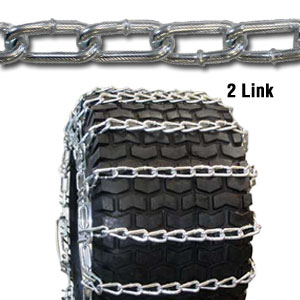 3307I 2 Link Tractor/Snowblower Tire Chain