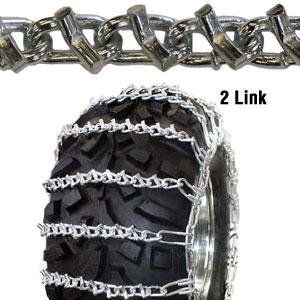 ATV3202 2 Link ATV Tire Chain V-Bar