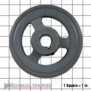 539101834 PULLEY  ENGINE