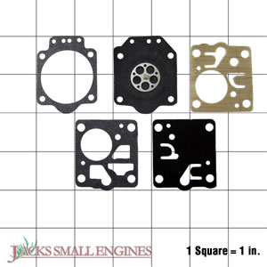 GND8 Gasket and Diaphragm Kit