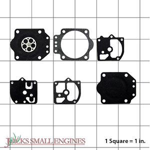 GND9 Carburetor Gasket & Diaphragm Kit