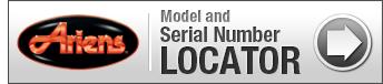 Ariens Model Locator