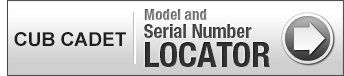 Cub Cadet Model Locator