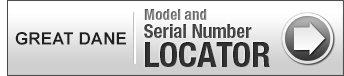 Great Dane Model Locator