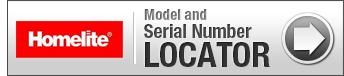 Homelite Model Locator
