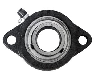 """AB2H18S 1 1/8"""" 2-Hole Mount Auger Bearing"""