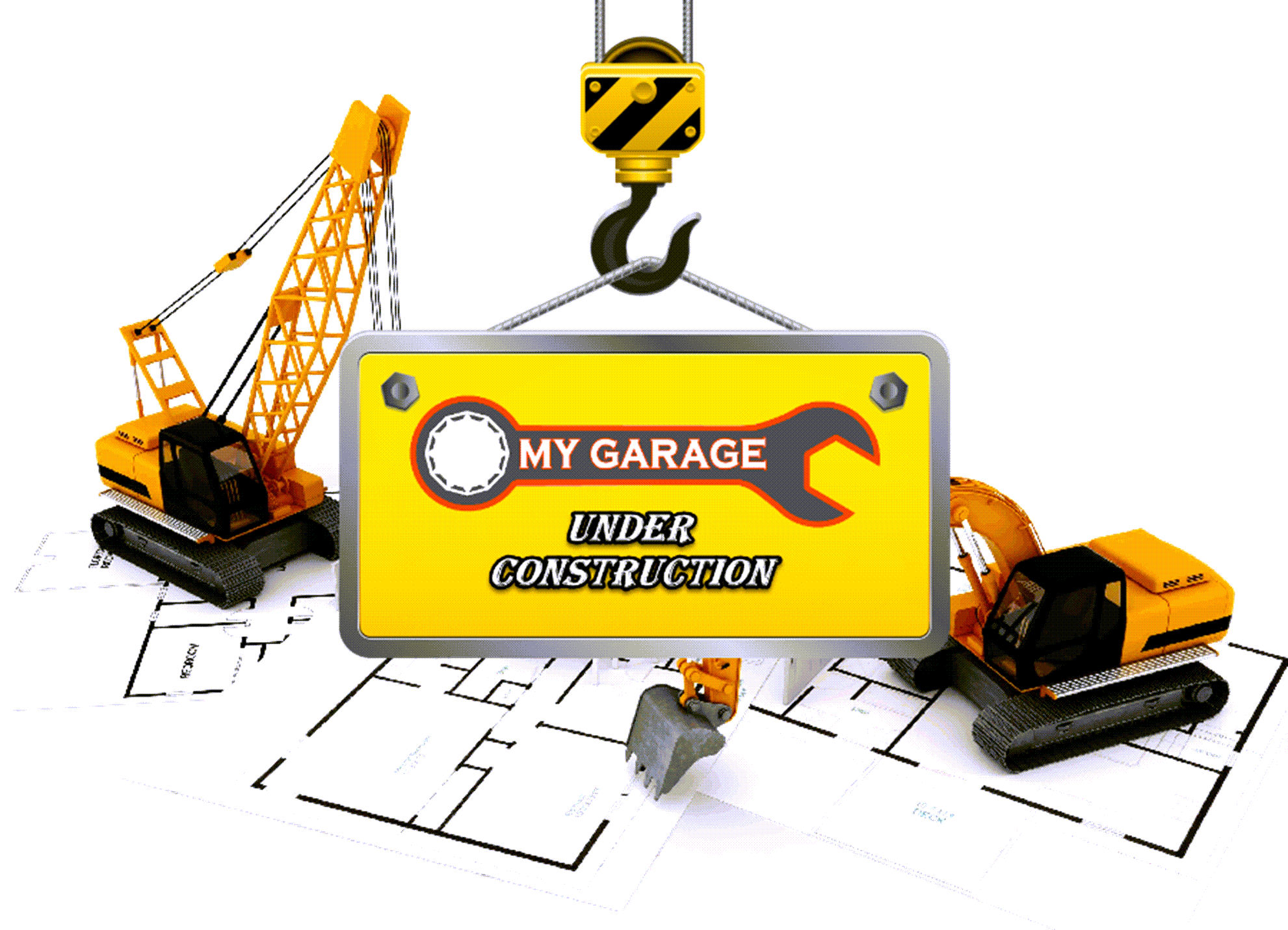 My Garage Is Under Construction