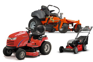 Lawn mower, riding mower, and zero turn mower