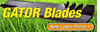 Gator Blades