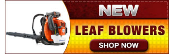 New Leaf Blowers