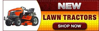 New Lawn Tractors
