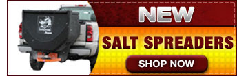 New Salt Spreaders