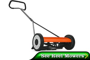 See Our Reel Mowers by clicking here