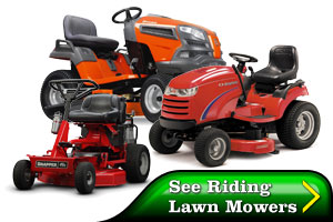 See Our Riding Mowers by clicking here