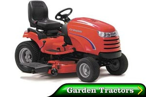 See Our Garden Tractors by clicking here