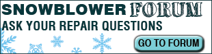 Snowblower Forum