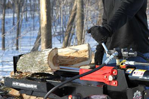 Gravely Log Splitters