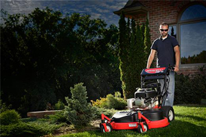 Gravely Wide Area Walk Mowers