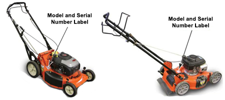 Ariens Lawn Mower Model Locator