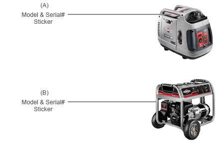 generator serial number lookup
