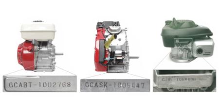 Honda Engine Serial Number Location