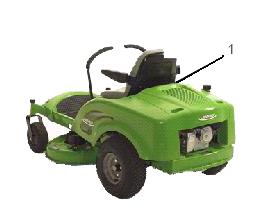 Lawn Boy Model Locator