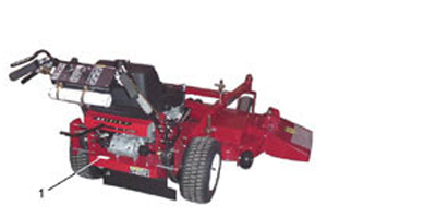 Toro Mid Size Mower Model Locator