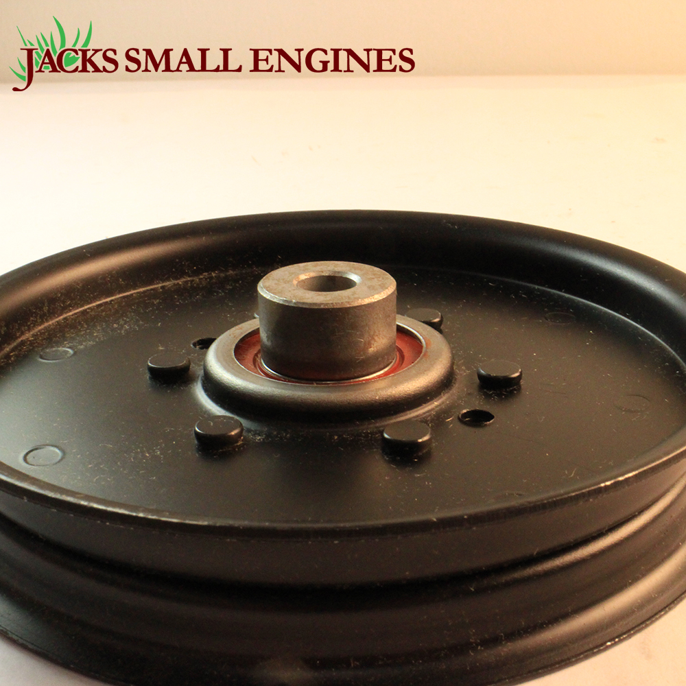 Jacks Small Engine Replacement Parts : Ariens d flat idler pulley jacks small engines