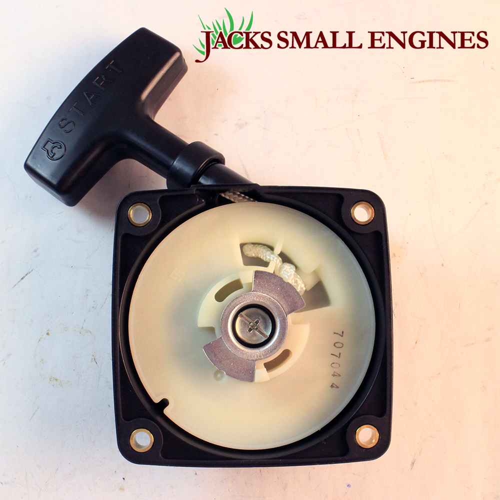 Jacks Small Engine Replacement Parts : Husqvarna  recoil assembly jacks small engines