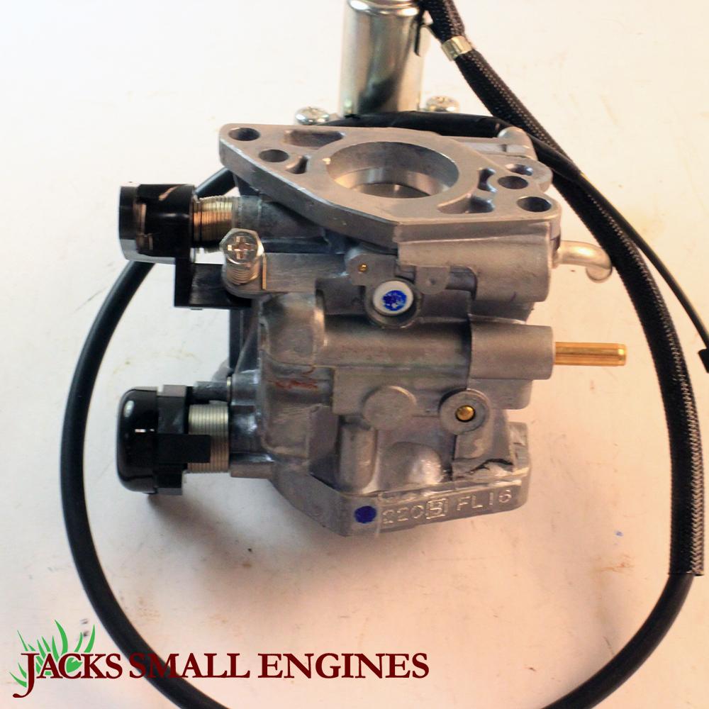 Honda 16100ZJ1892 Carburetor - Jacks Small Engines