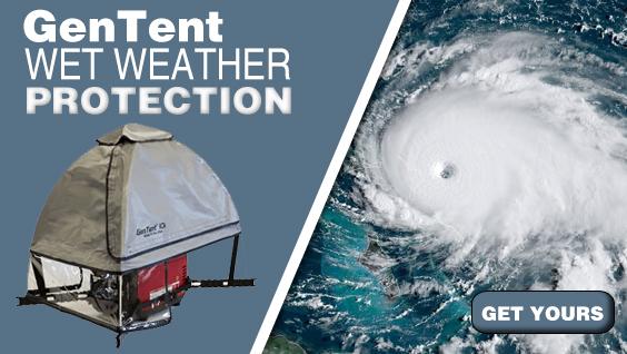 GenTent Generator Covers