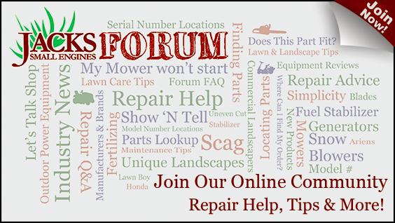 Jack's Forum
