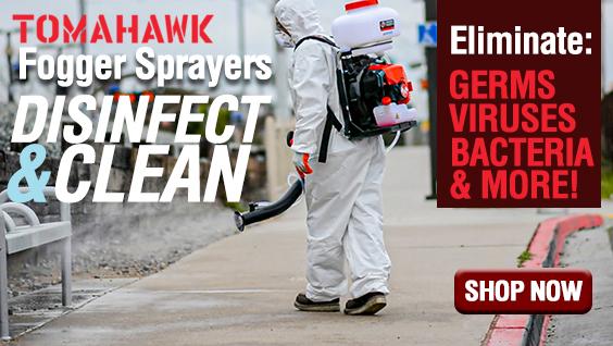 Tomahawk Fogger Sprayers