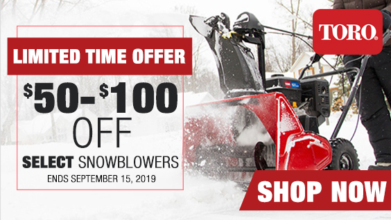 Toro Snowblower Sale