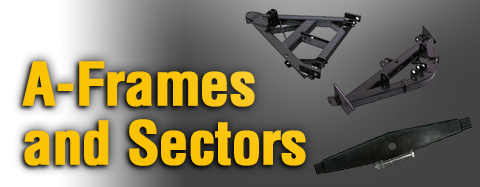 Western - A-Frames and Sectors - Lift Arms