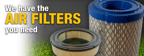 Clinton Air Filters Parts
