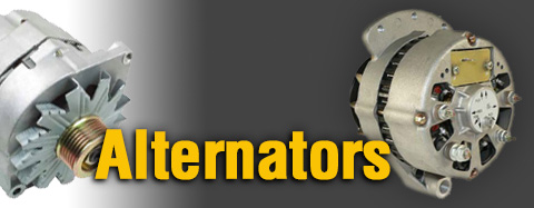 TCM EQUIPMENT Alternators Parts