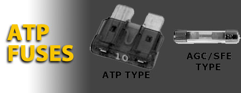 Universal - Batteries And Accessories - ATP FUSE