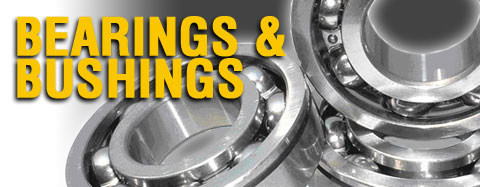 Cushman Bearings & Bushings Parts
