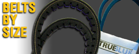Craftsman - Belts - Belts - By Size