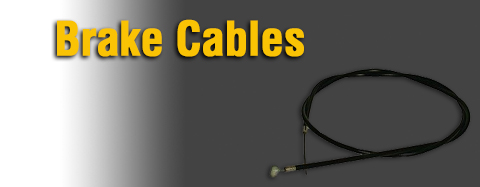Club Car - Brakes - Brake Cables