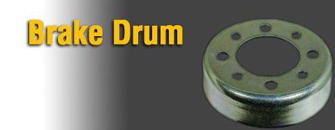 Dixon - Brakes - Brake Drum