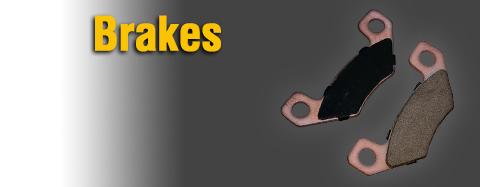 Club Car - Brakes - Brake Pads and Shoes