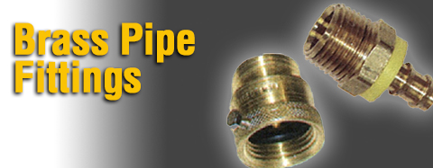 Pressure Washer Brass Pipe Fittings